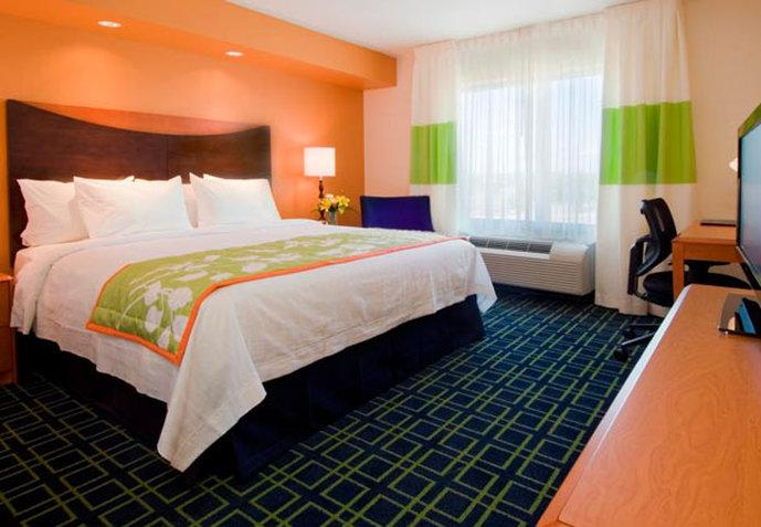 ‪Fairfield Inn and Suites Austin North / Parmer Lane‬