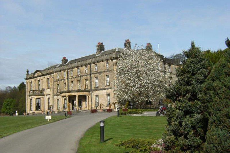 BEST WESTERN Beamish Hall Hotel