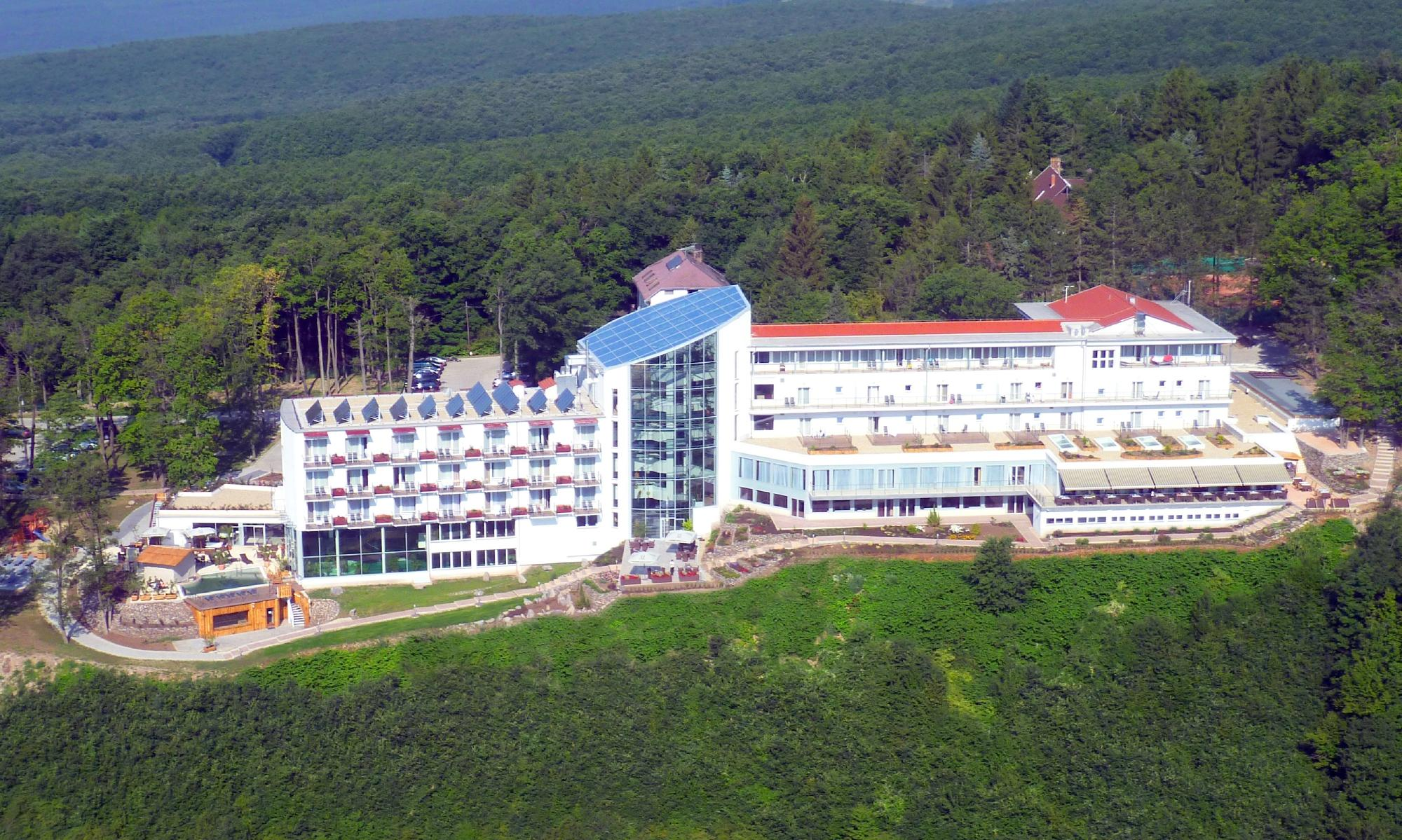 The Residence Ozon Conference & Wellness Hotel