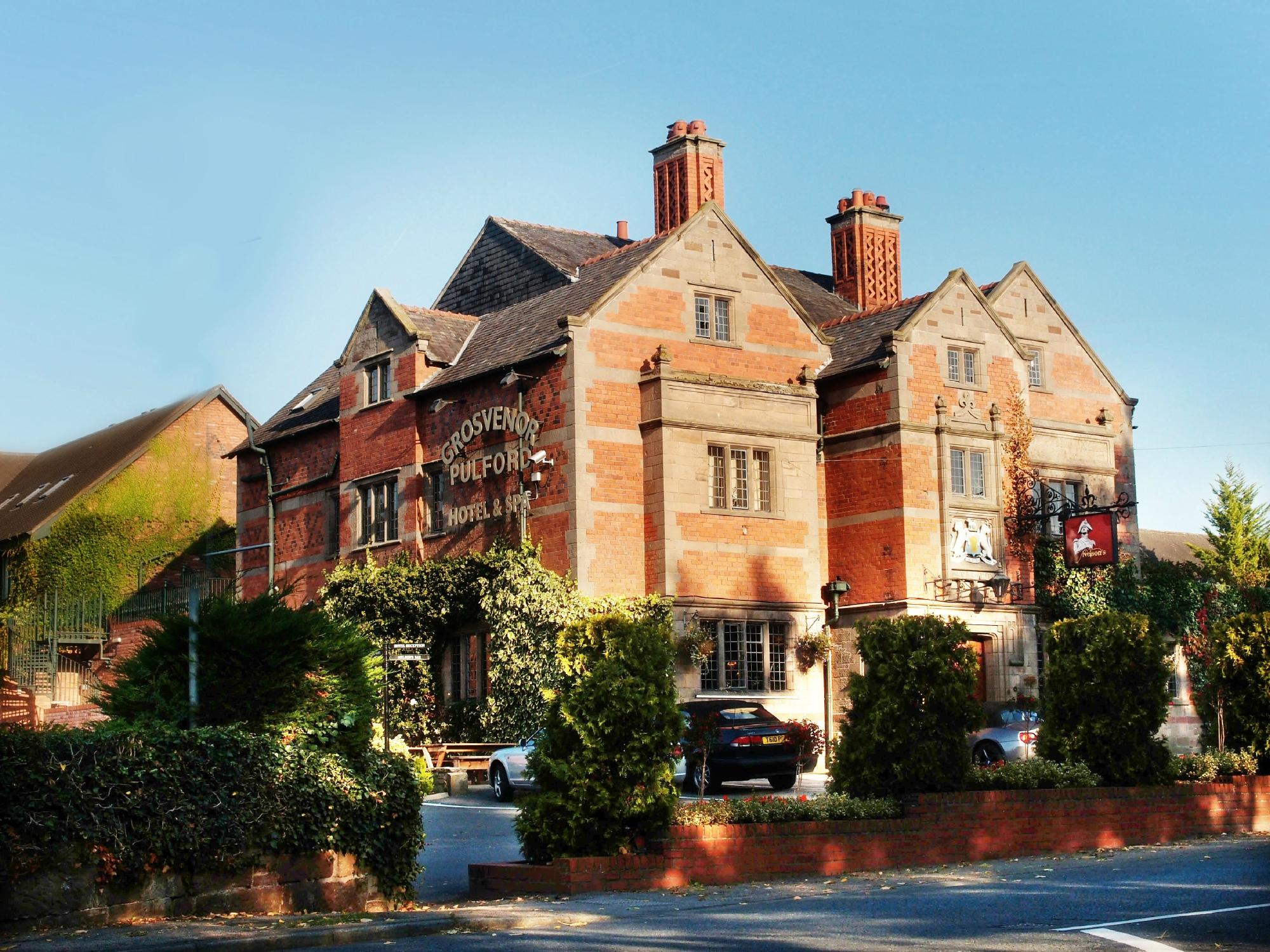 Grosvenor Pulford Hotel & Spa