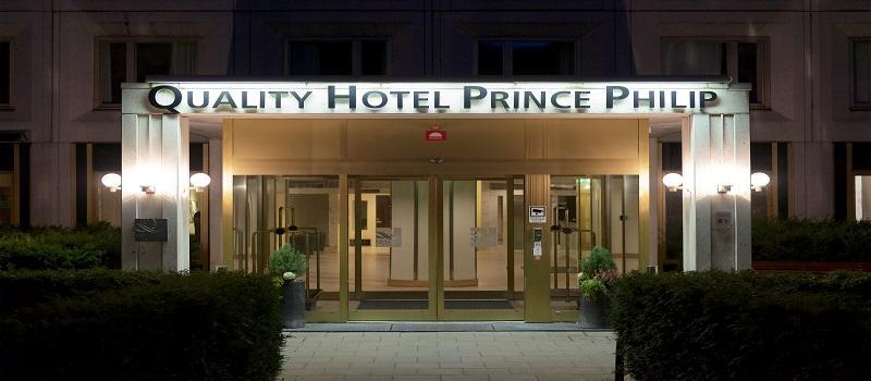 Quality Hotel Prince Philip