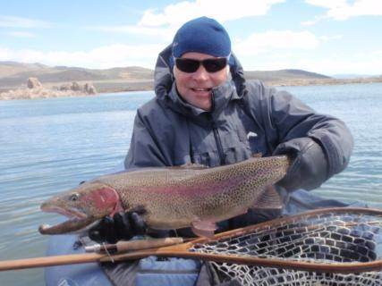 Fly Fishing with Cog