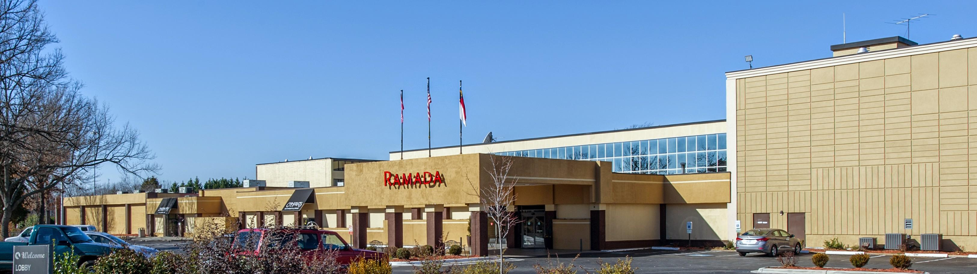 ‪Ramada Plaza Charlotte Airport Hotel and Conference Center‬