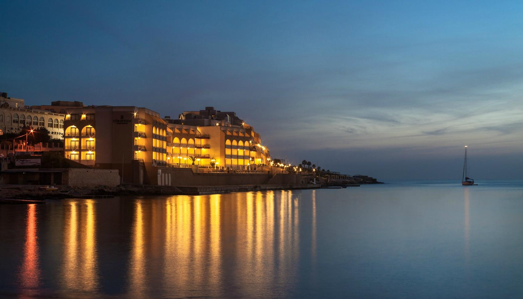 Marina Hotel Corinthia Beach Resort