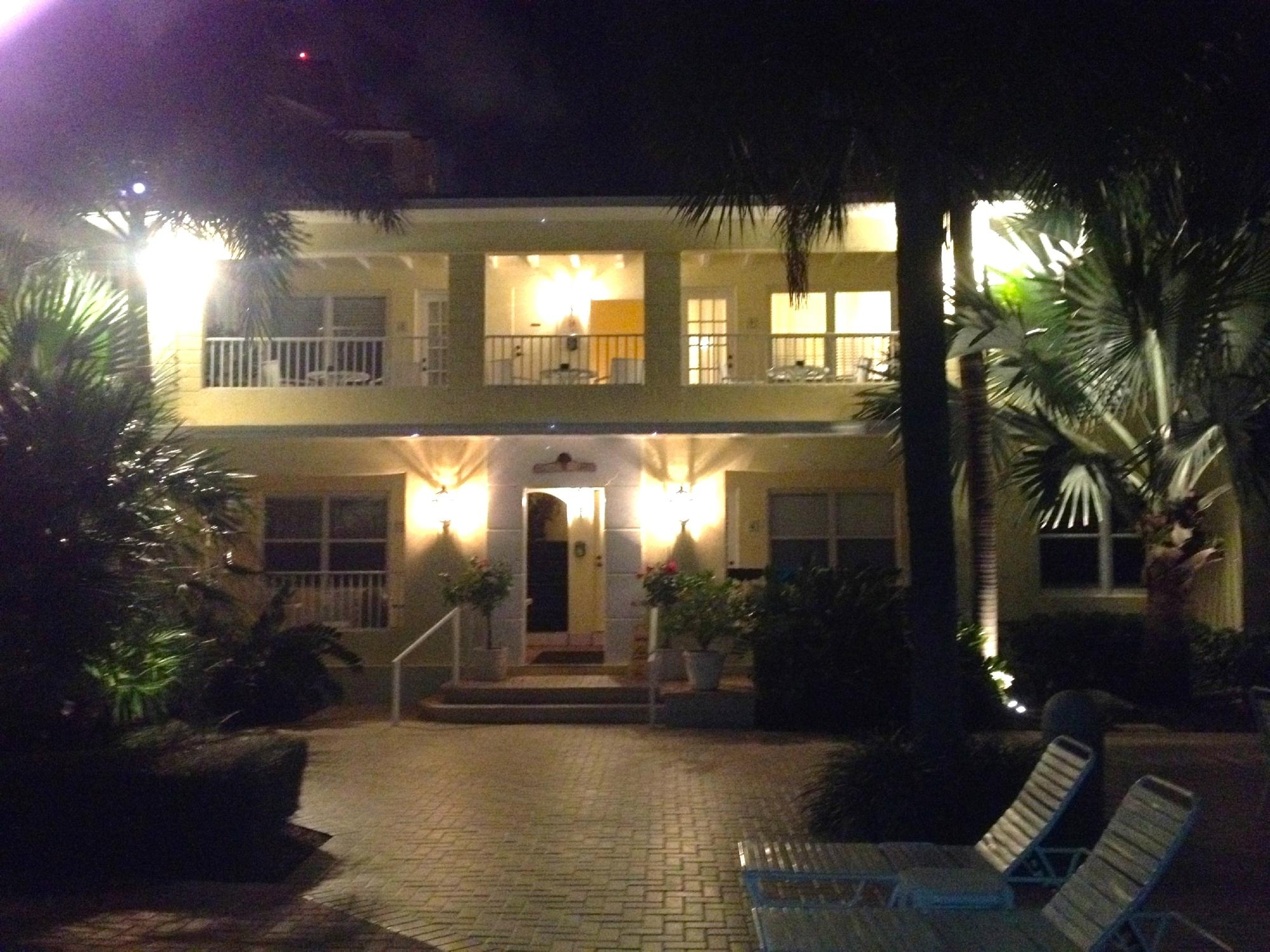 Alhambra Beach Resort