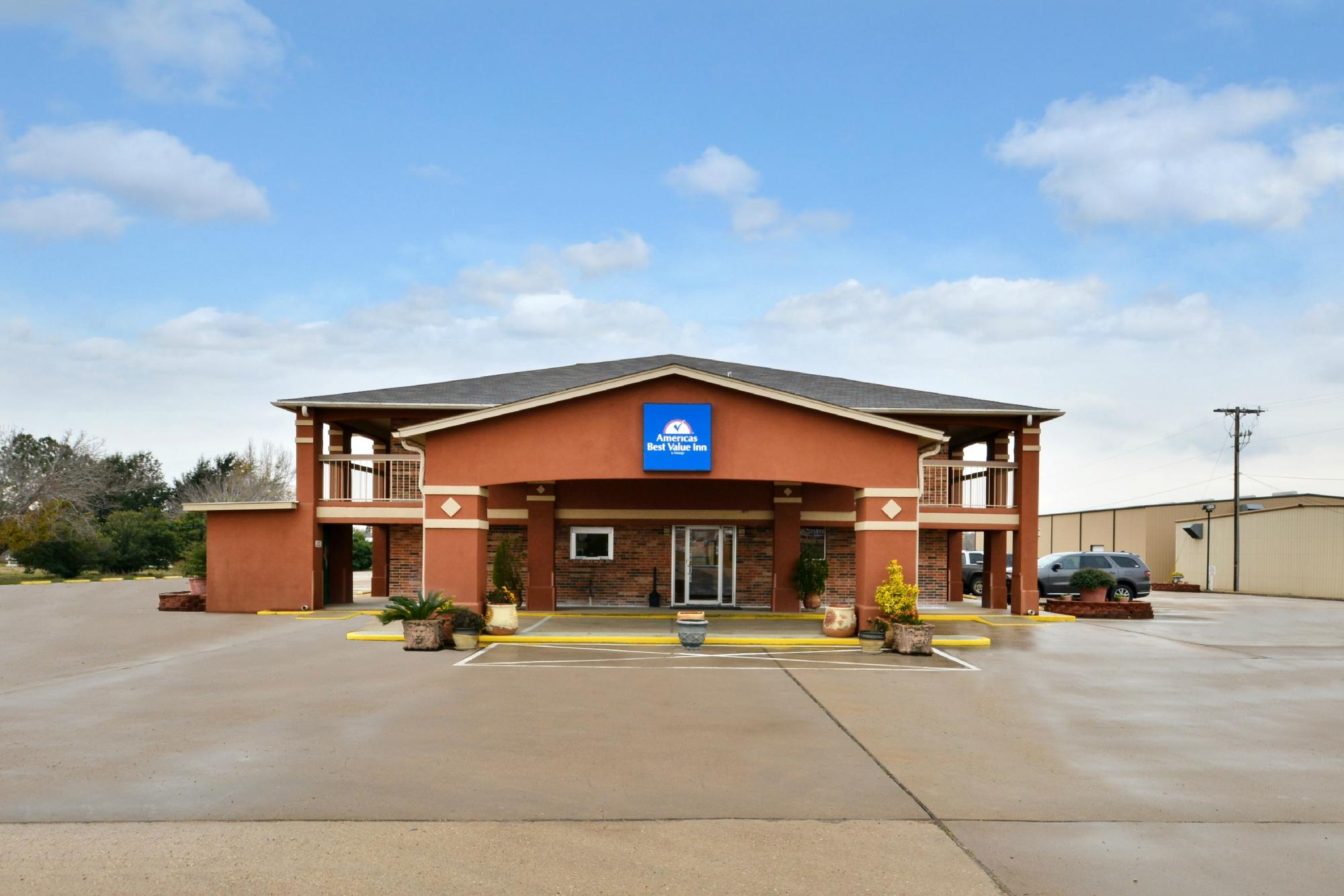 Americas Best Value Inn - Rockdale
