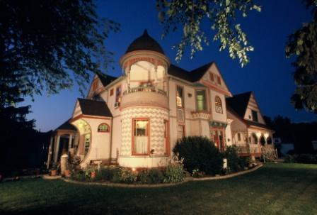 Historic Scanlan House Bed and Breakfast Inn