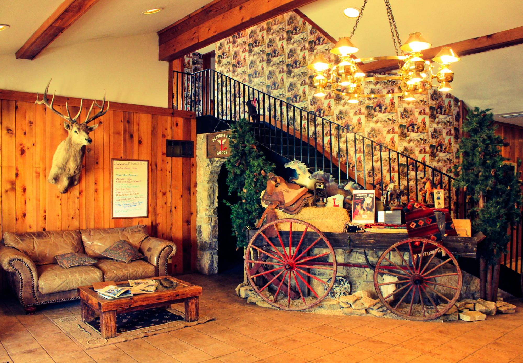 Flying L Guest Ranch