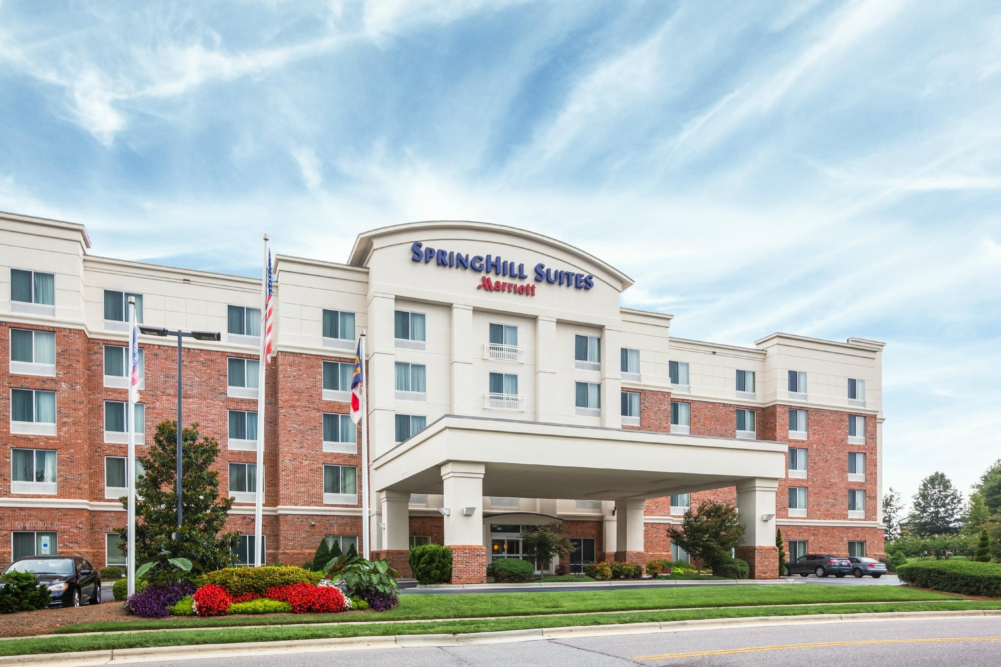 SpringHill Suites Charlotte Mooresville