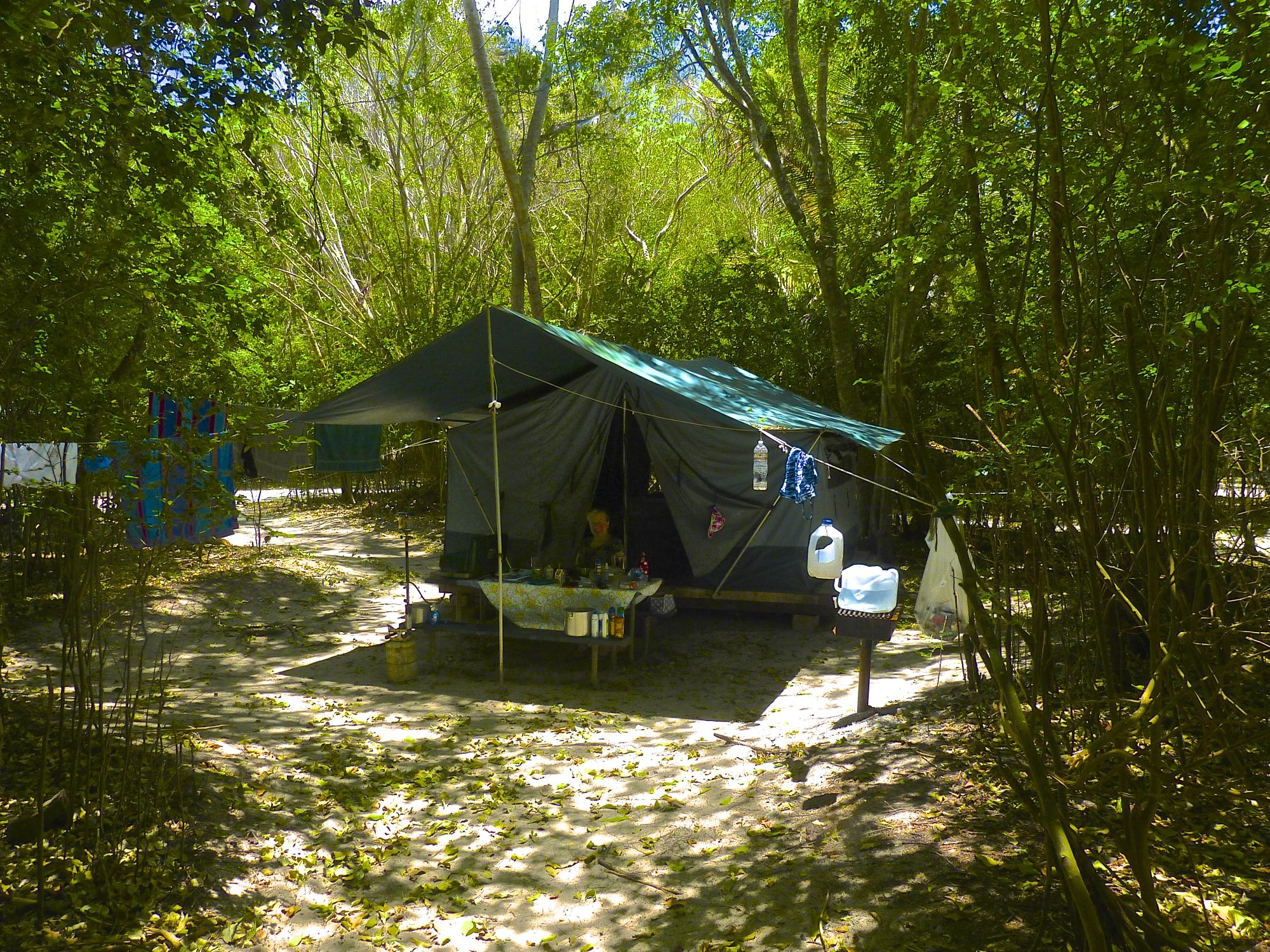 Cinnamon Bay Campground
