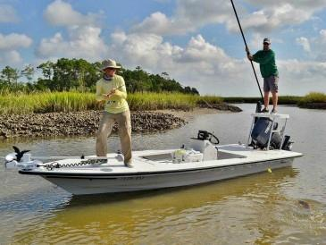 Living Water Guide Service Fishing Charter