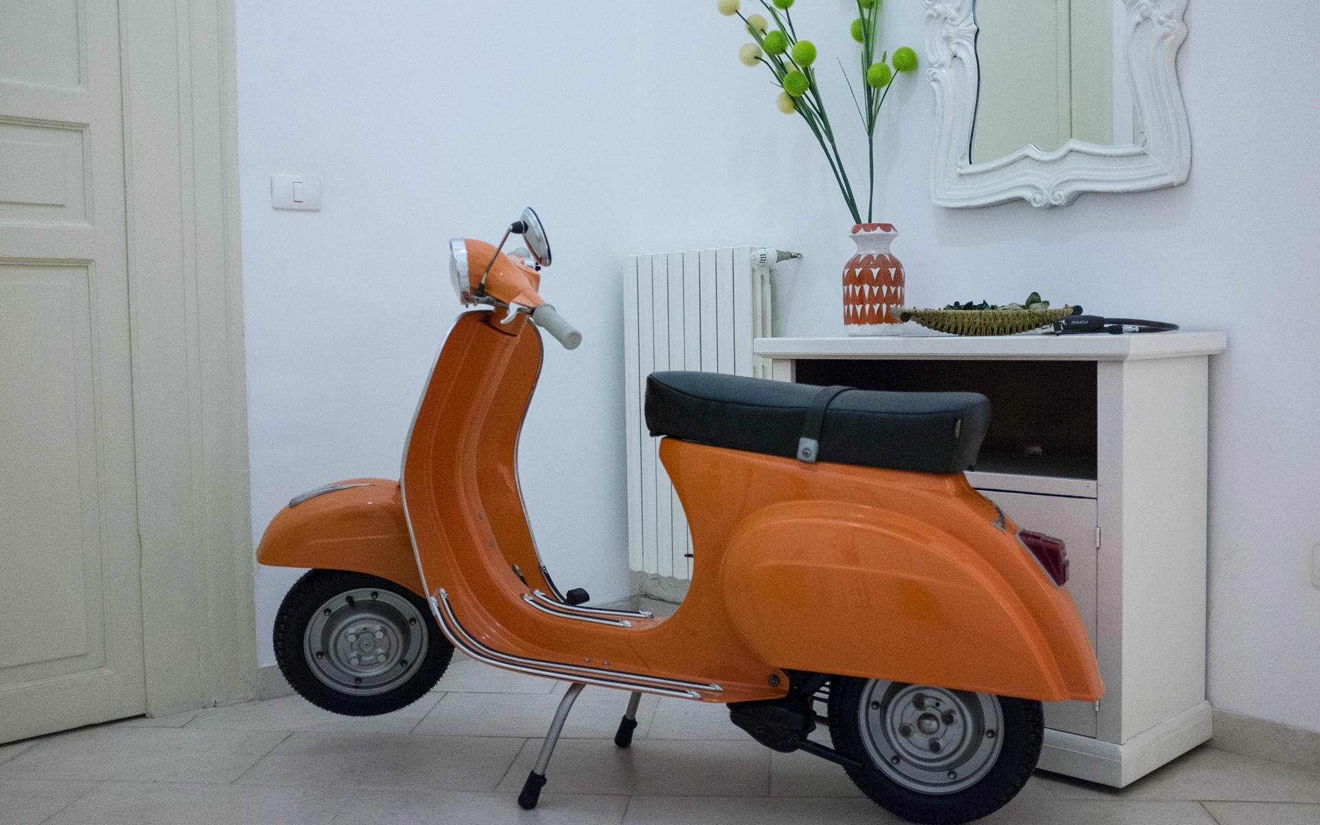 Vespa Bed and Breakfast