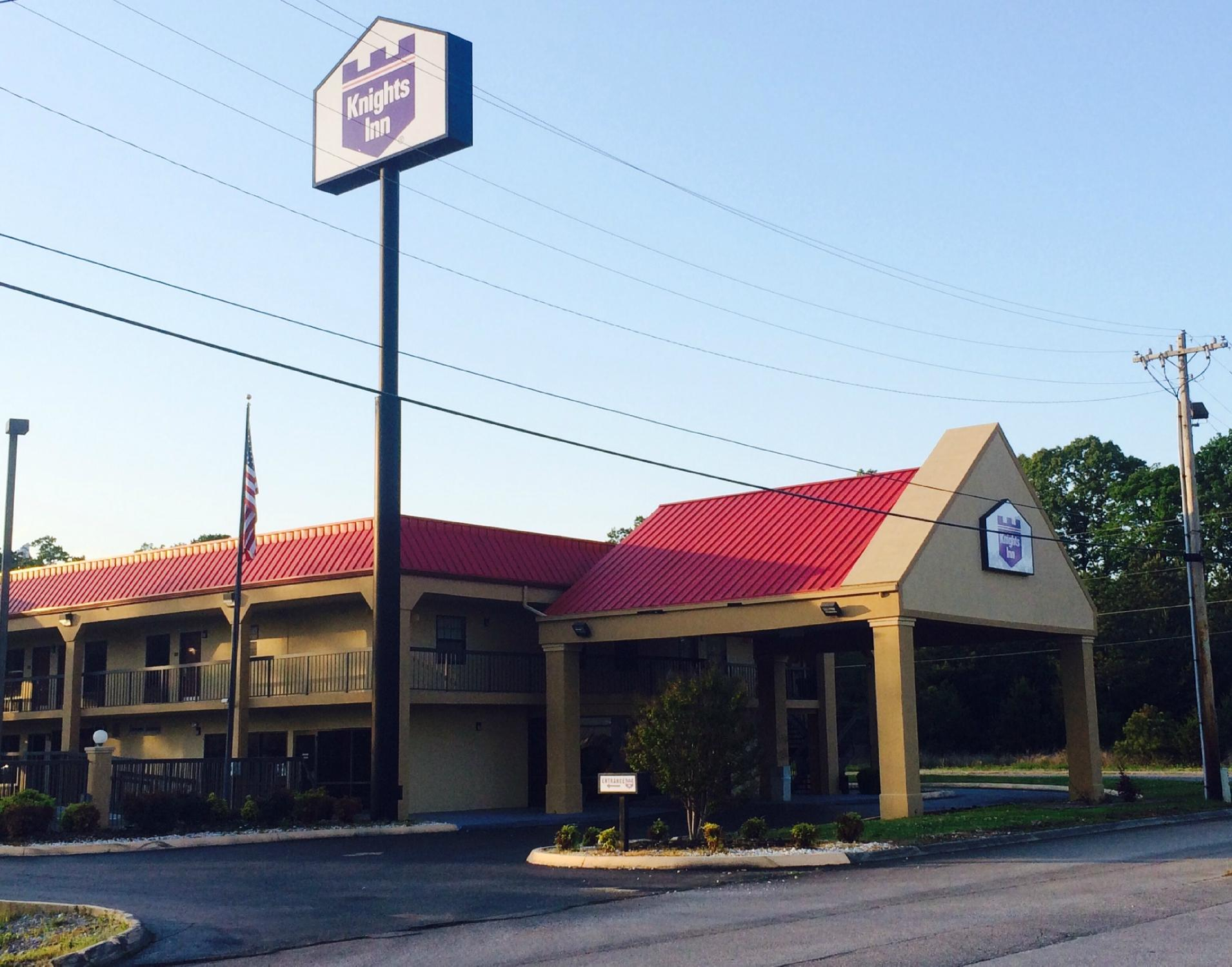 Knights Inn Knoxville/Lenoir City