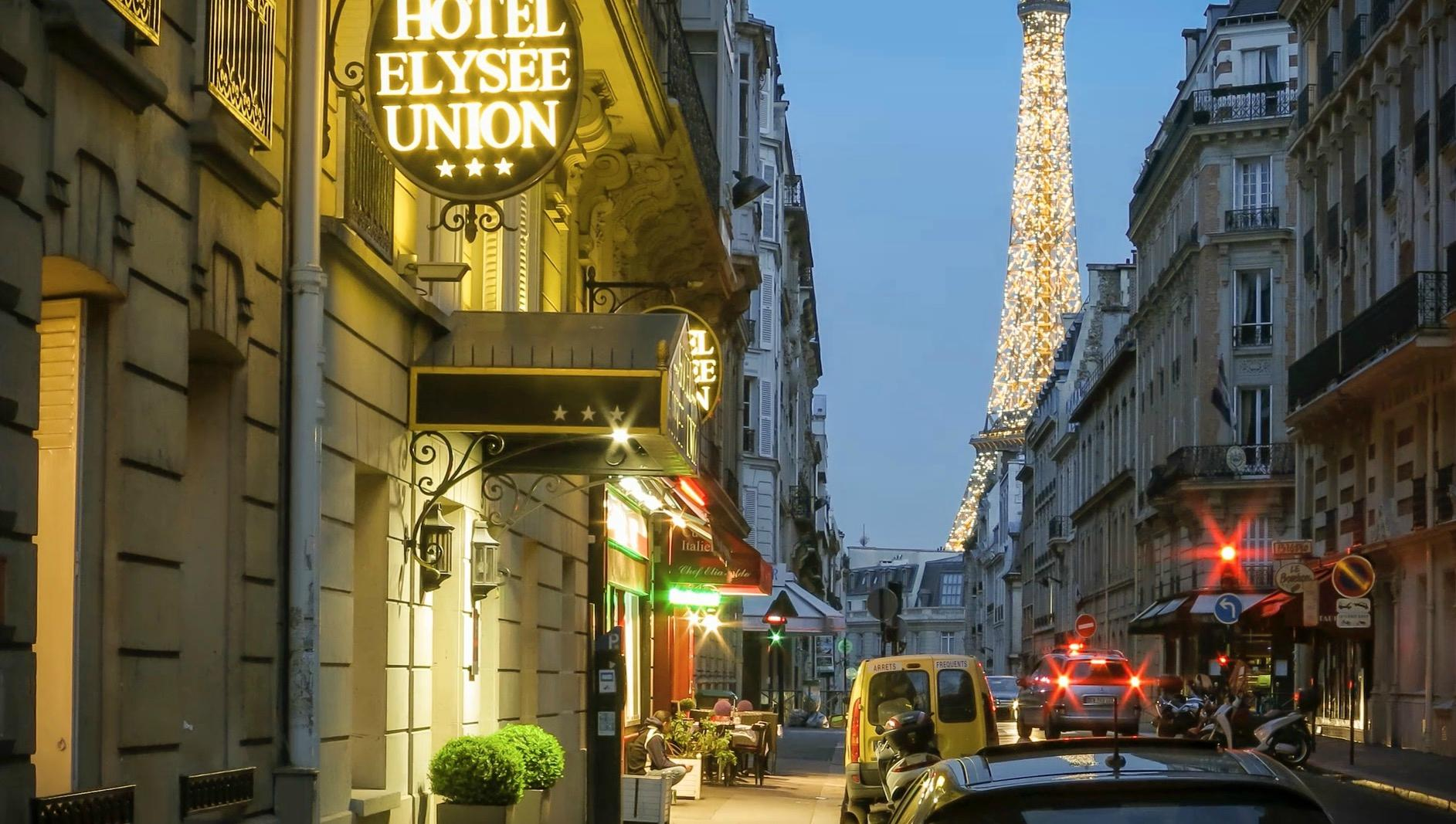 Hotel Elysees Union