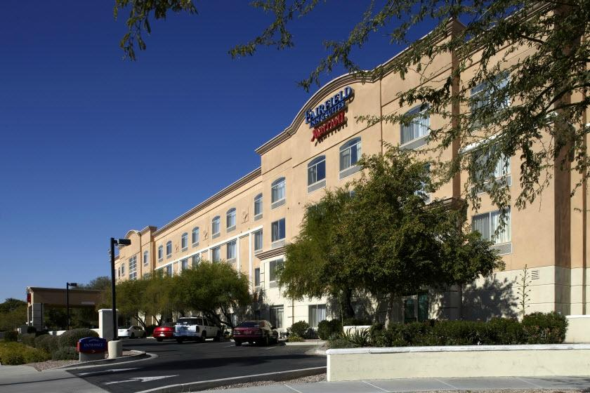 ‪Fairfield Inn & Suites Phoenix Midtown‬