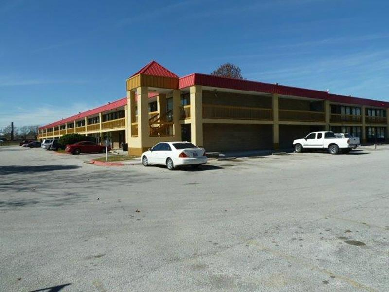 Americas Best Value Inn I-45 North Houston