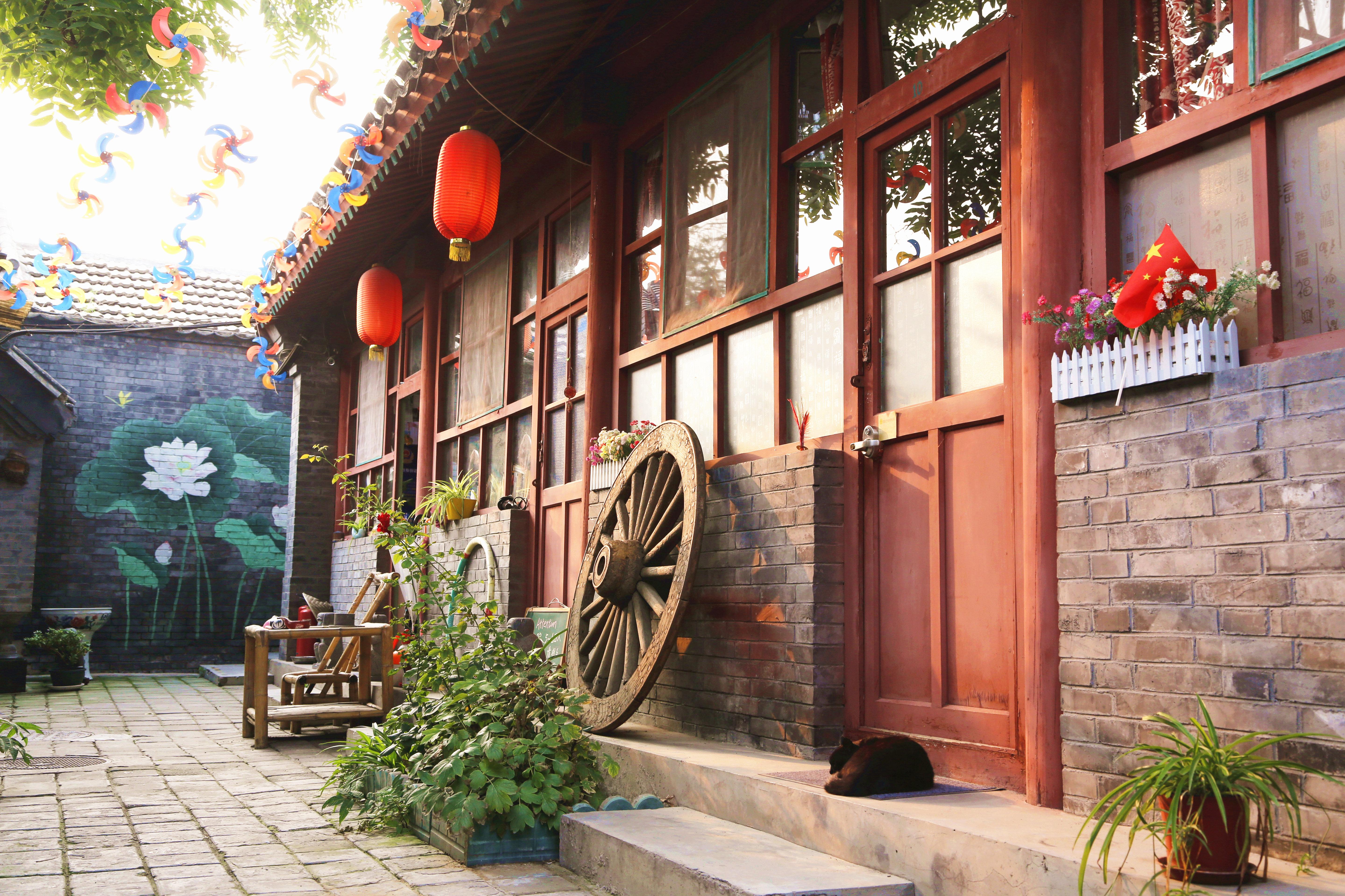 Templeside Hutong Guest House