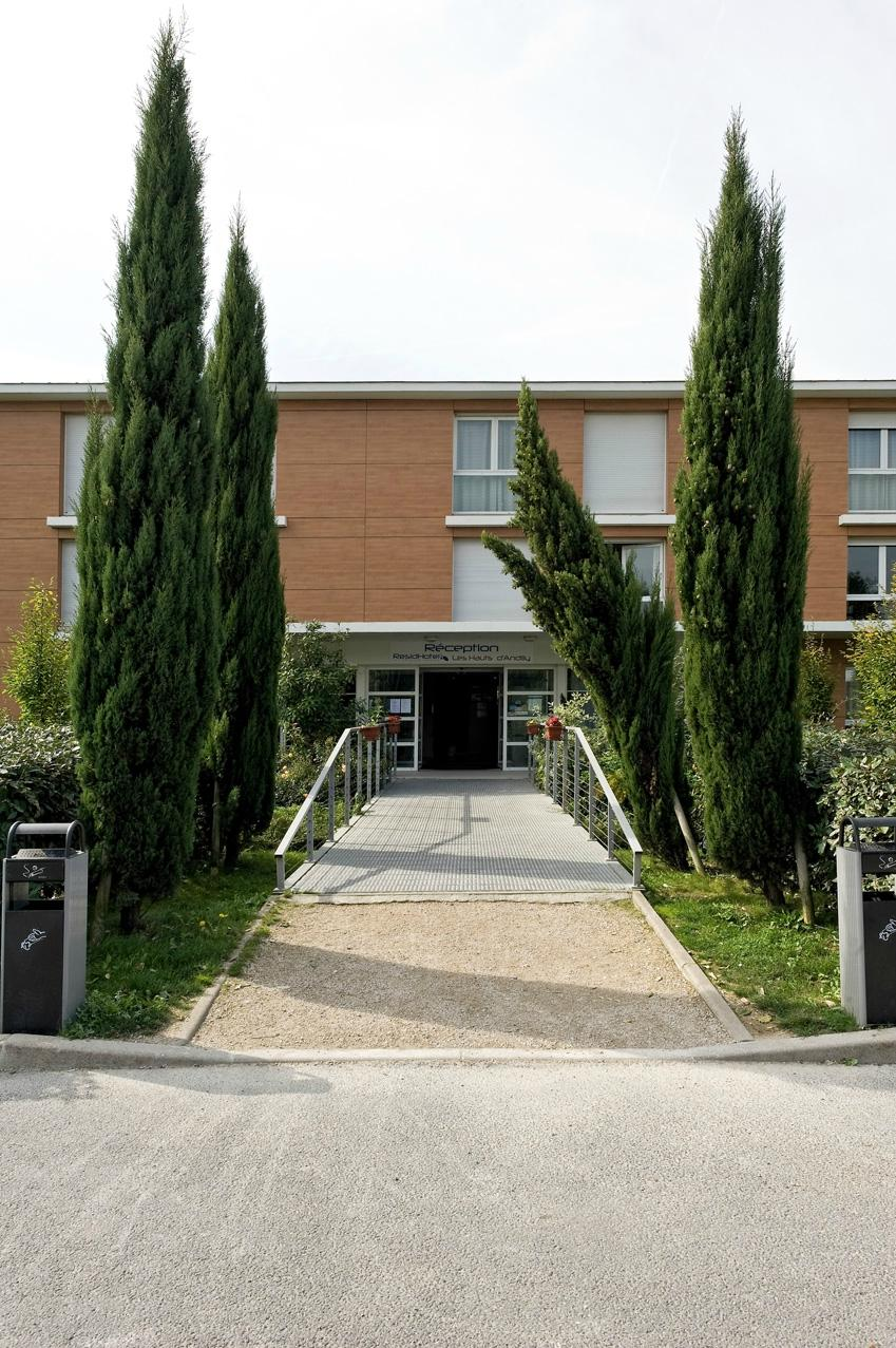 Residhotel Les Hautes d'Andilly
