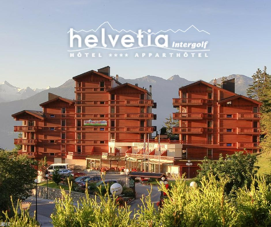 ‪Helvetia Intergolf - Hotel & Apparthotel‬