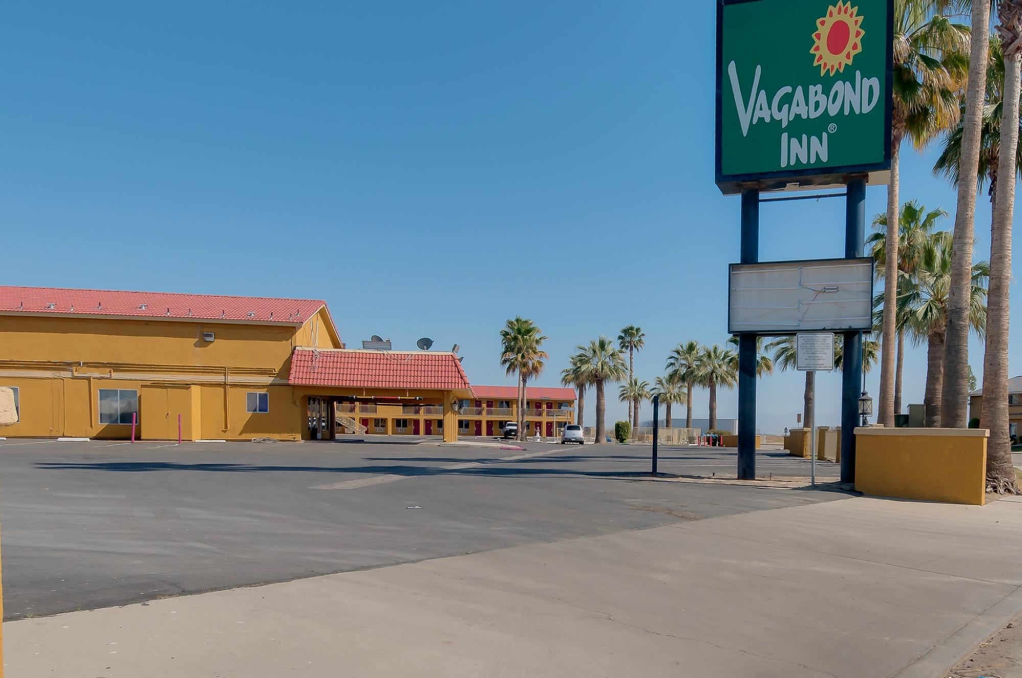 Vagabond Inn Buttonwillow I-5