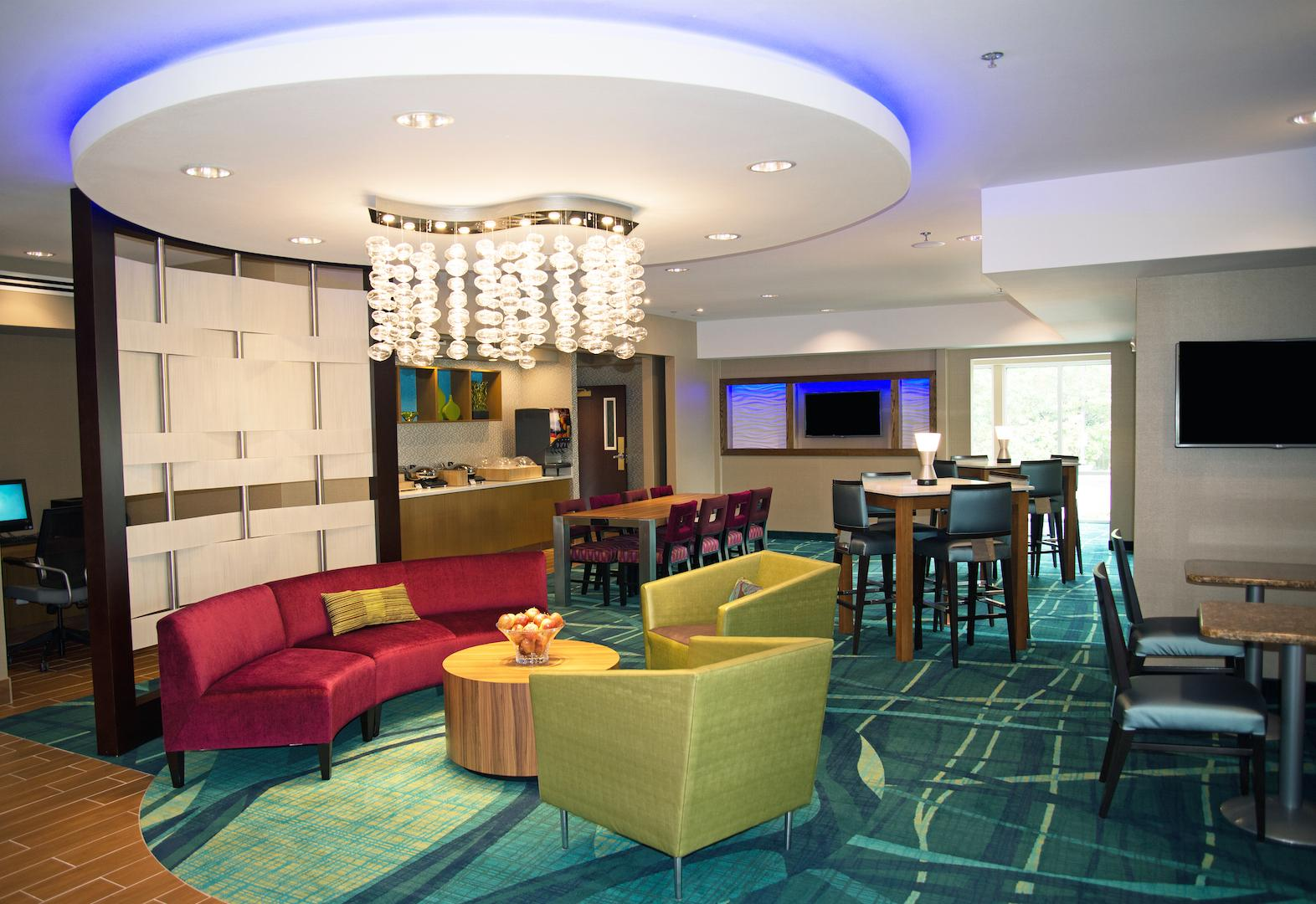 SpringHill Suites by Marriott Little Rock West
