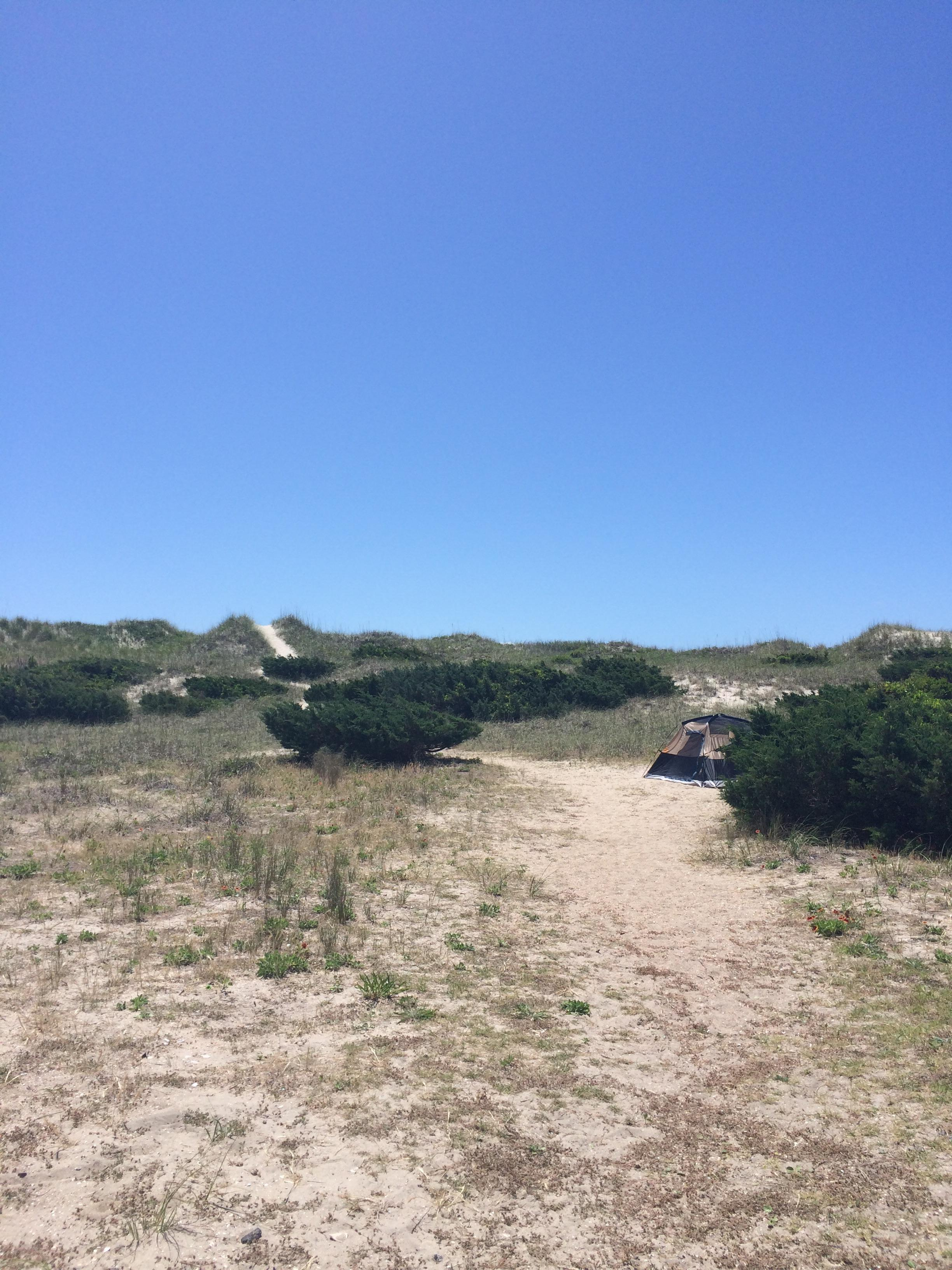 Ocracoke Campground