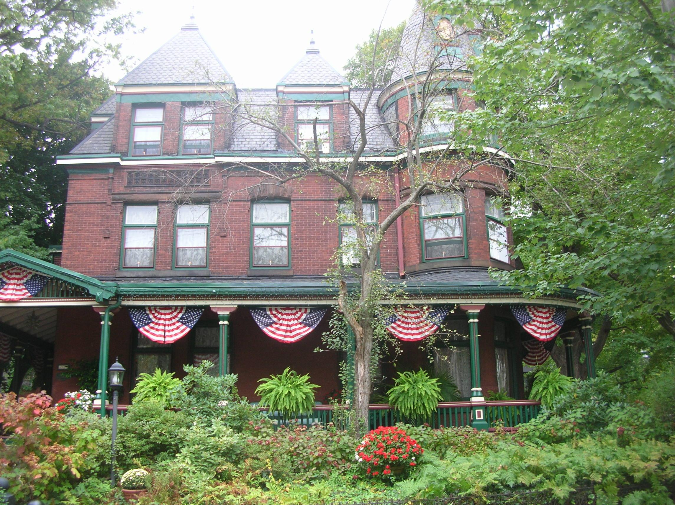 The Gables Bed and Breakfast