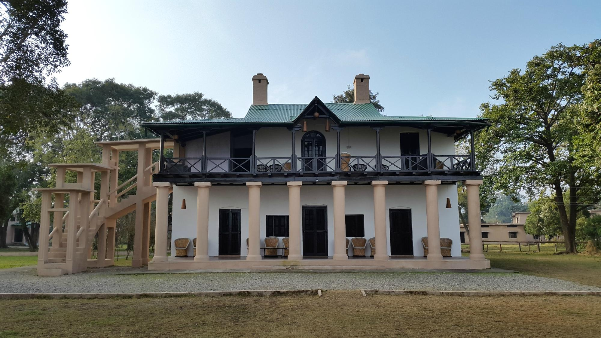 Dhikala Forest Rest House