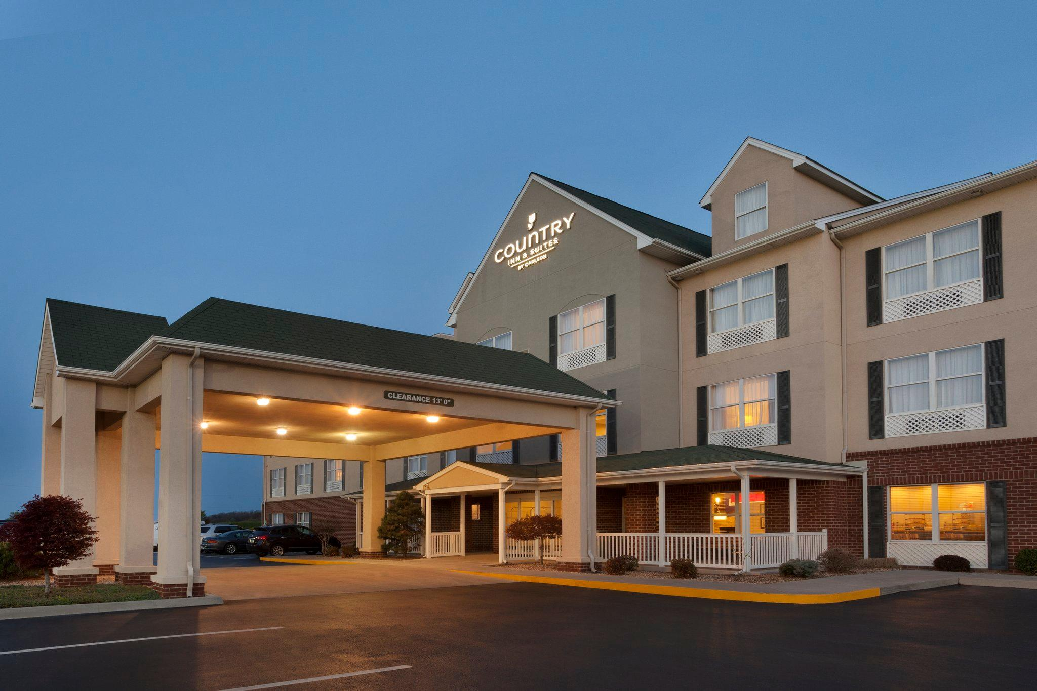 Country Inn & Suites By Carlson, Harrisonburg