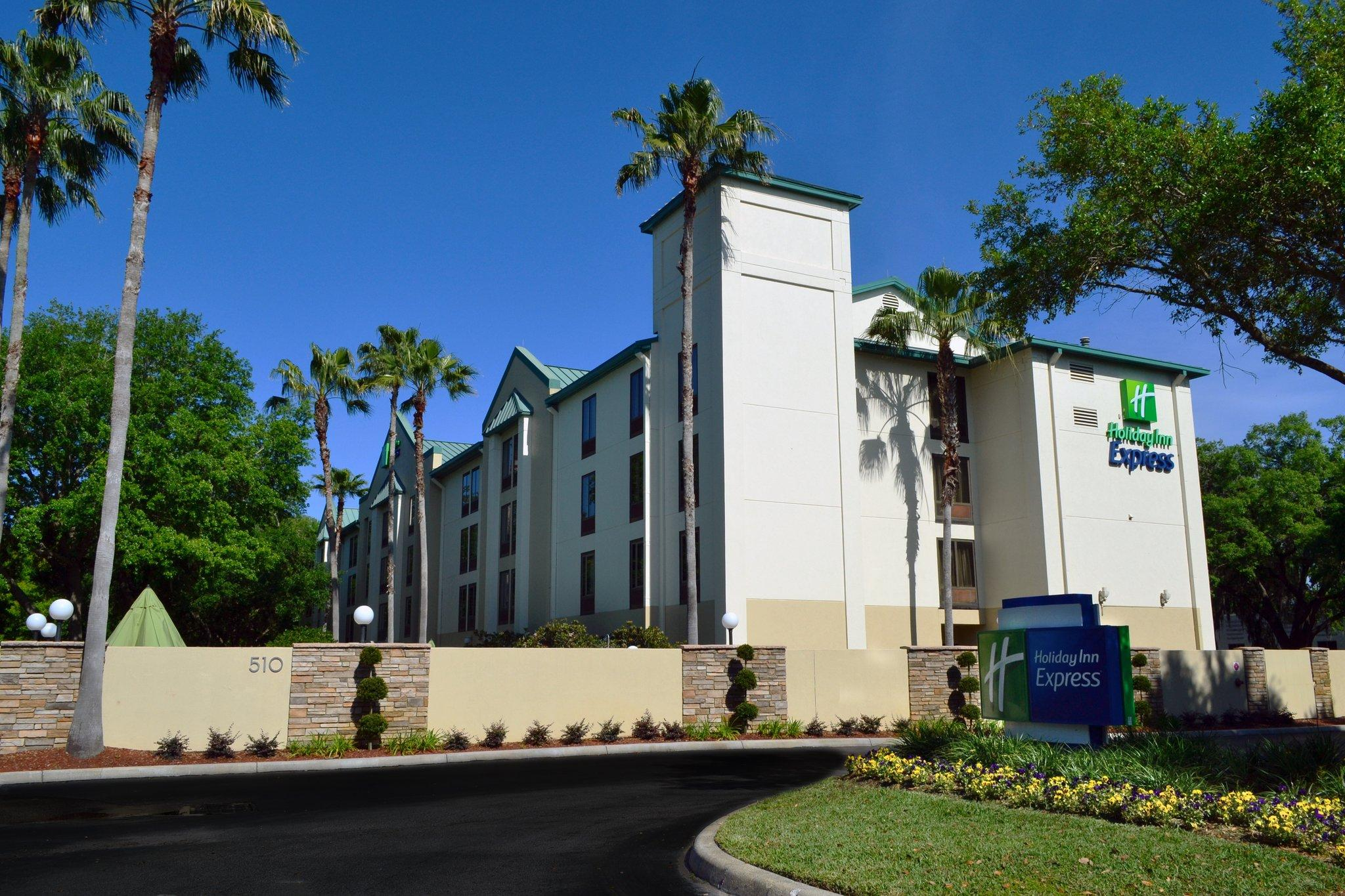 Holiday Inn Express Tampa-Brandon