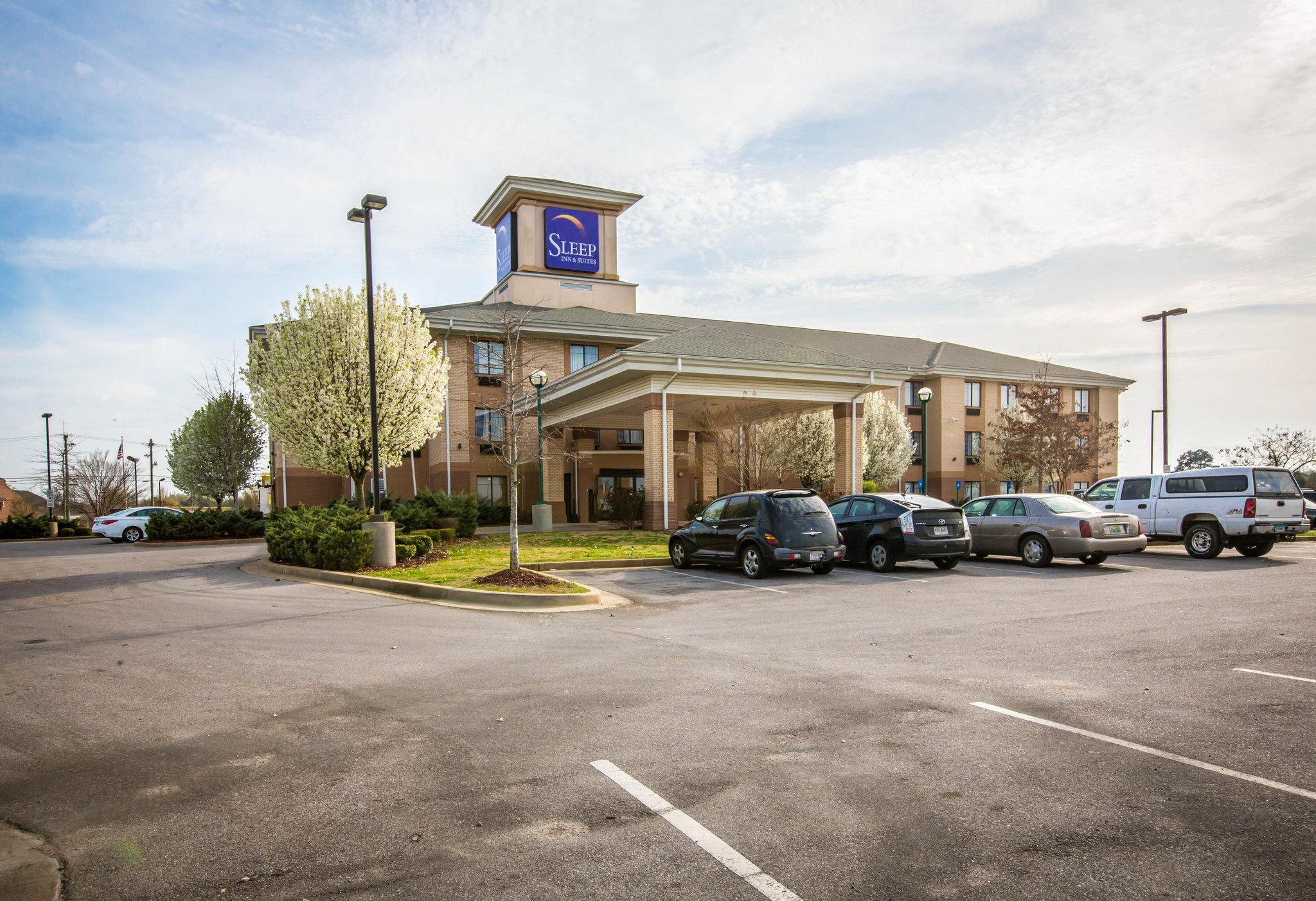 Sleep Inn & Suites East Chase