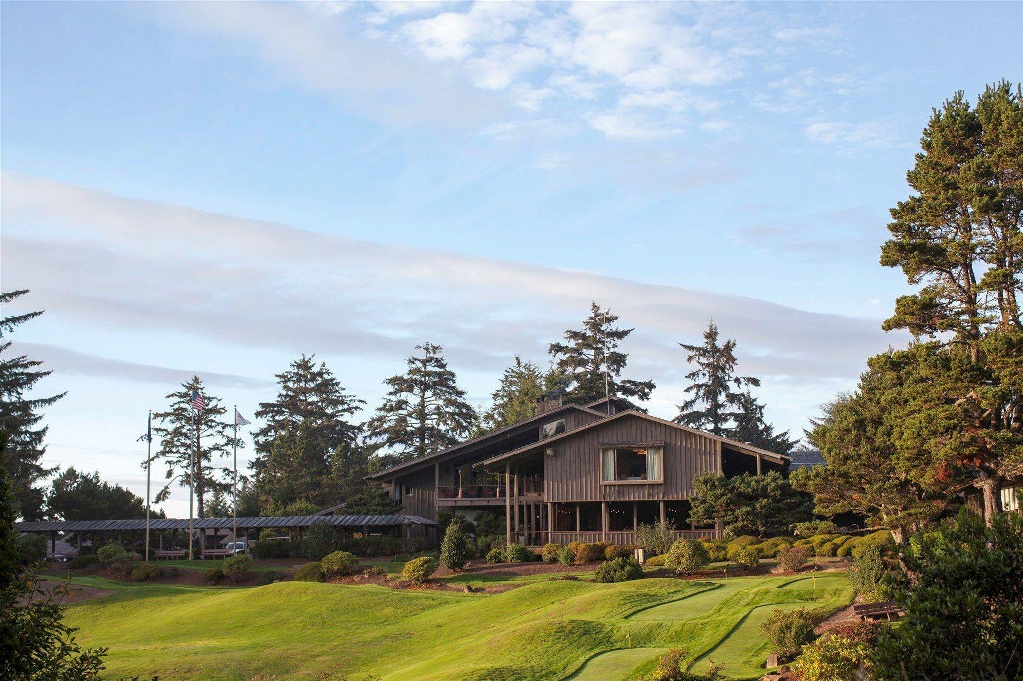 Salishan Spa and Golf Resort