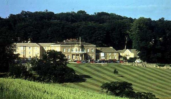 Wood Hall Hotel & Spa