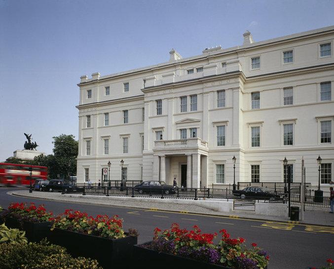 The Lanesborough.