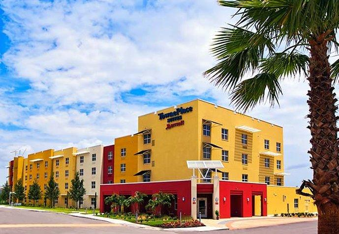 ‪TownePlace Suites Tampa Westshore / Airport‬