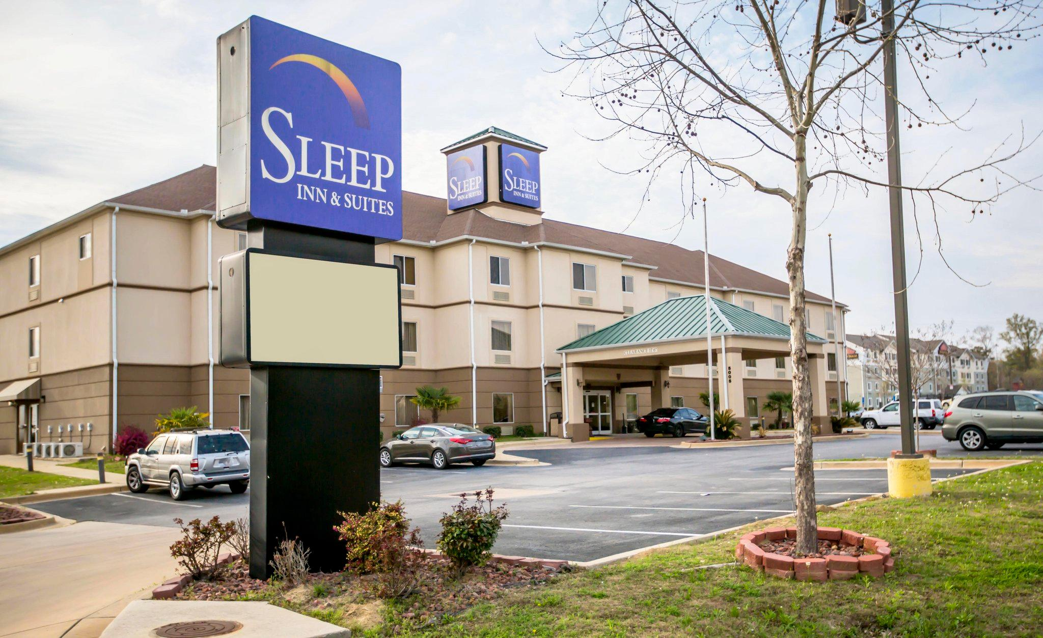 Sleep Inn & Suites Montgomery