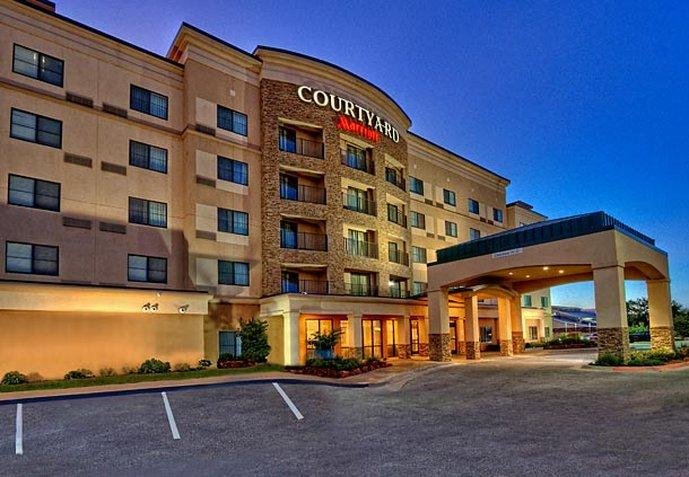 ‪Courtyard by Marriott Midland Odessa‬
