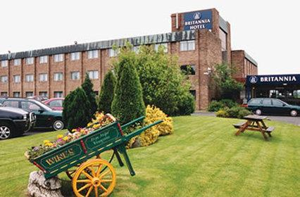 ‪Britannia Hotel Newcastle Airport‬