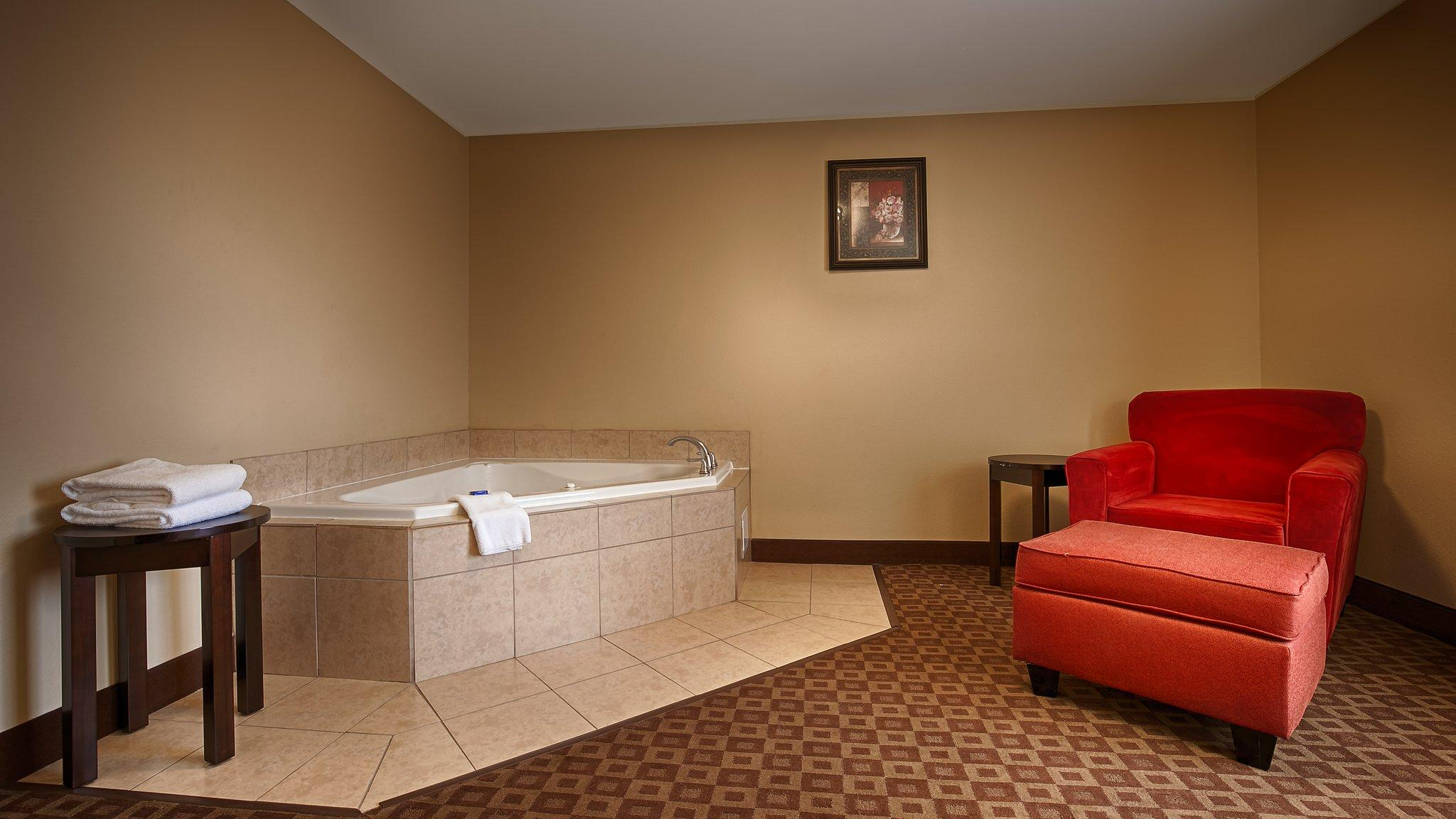 BEST WESTERN PLUS DeRidder Inn & Suites