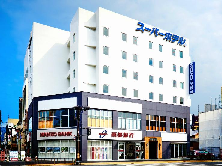Super Hotel JR Naraekimae