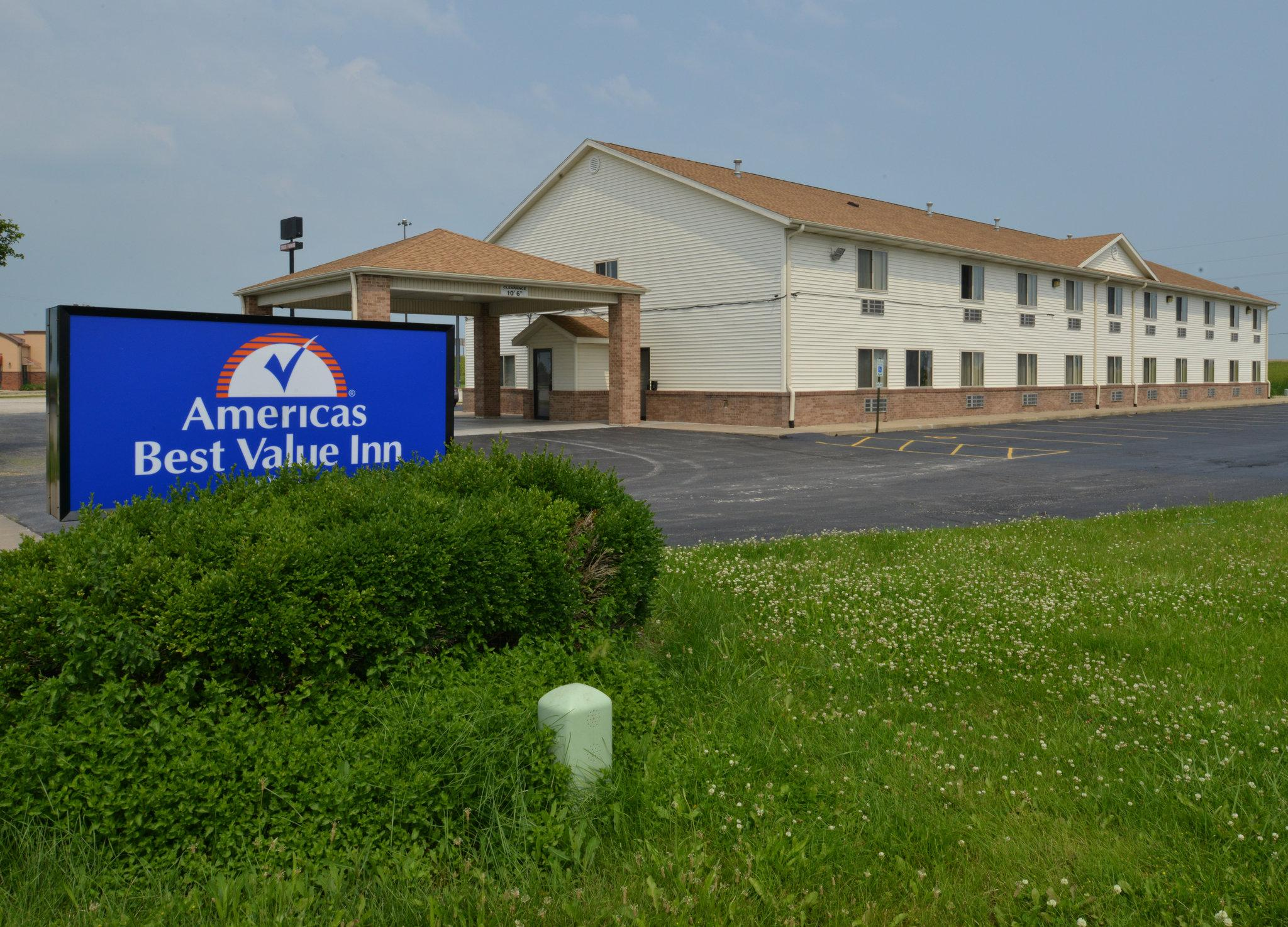 Americas Best Value Inn- Wenona