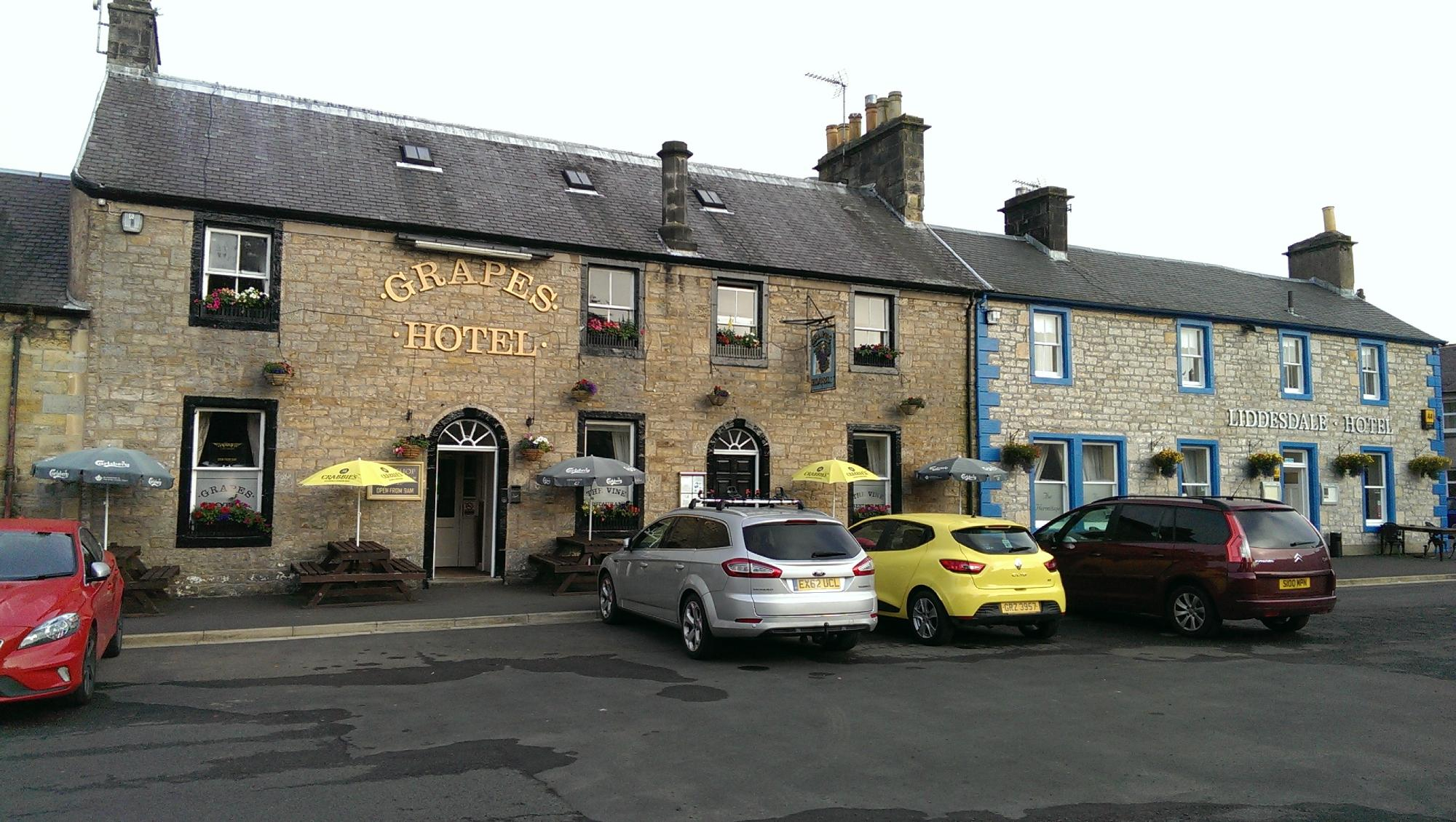 Grapes Hotel