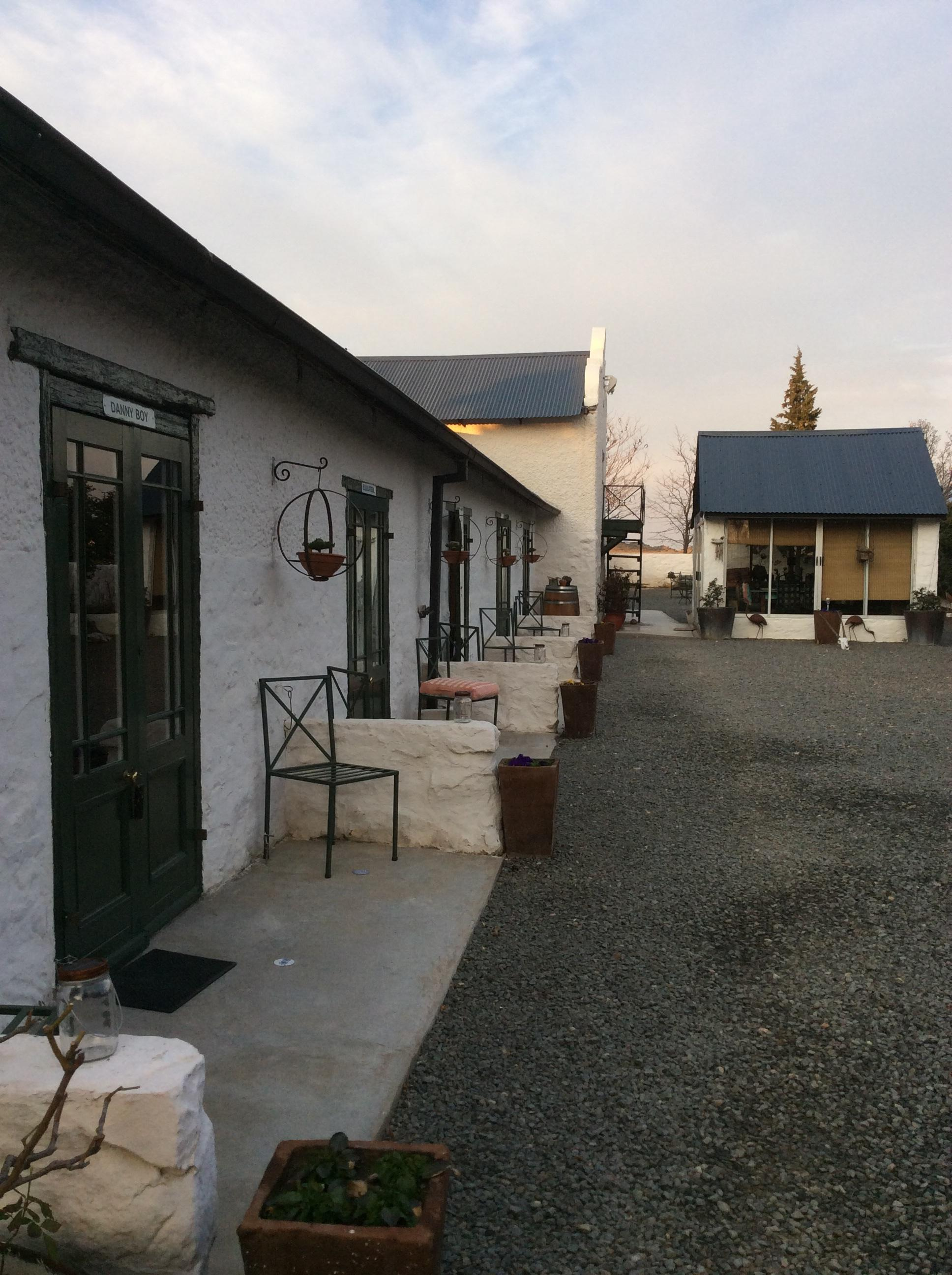 Kuilfontein Stable Cottages
