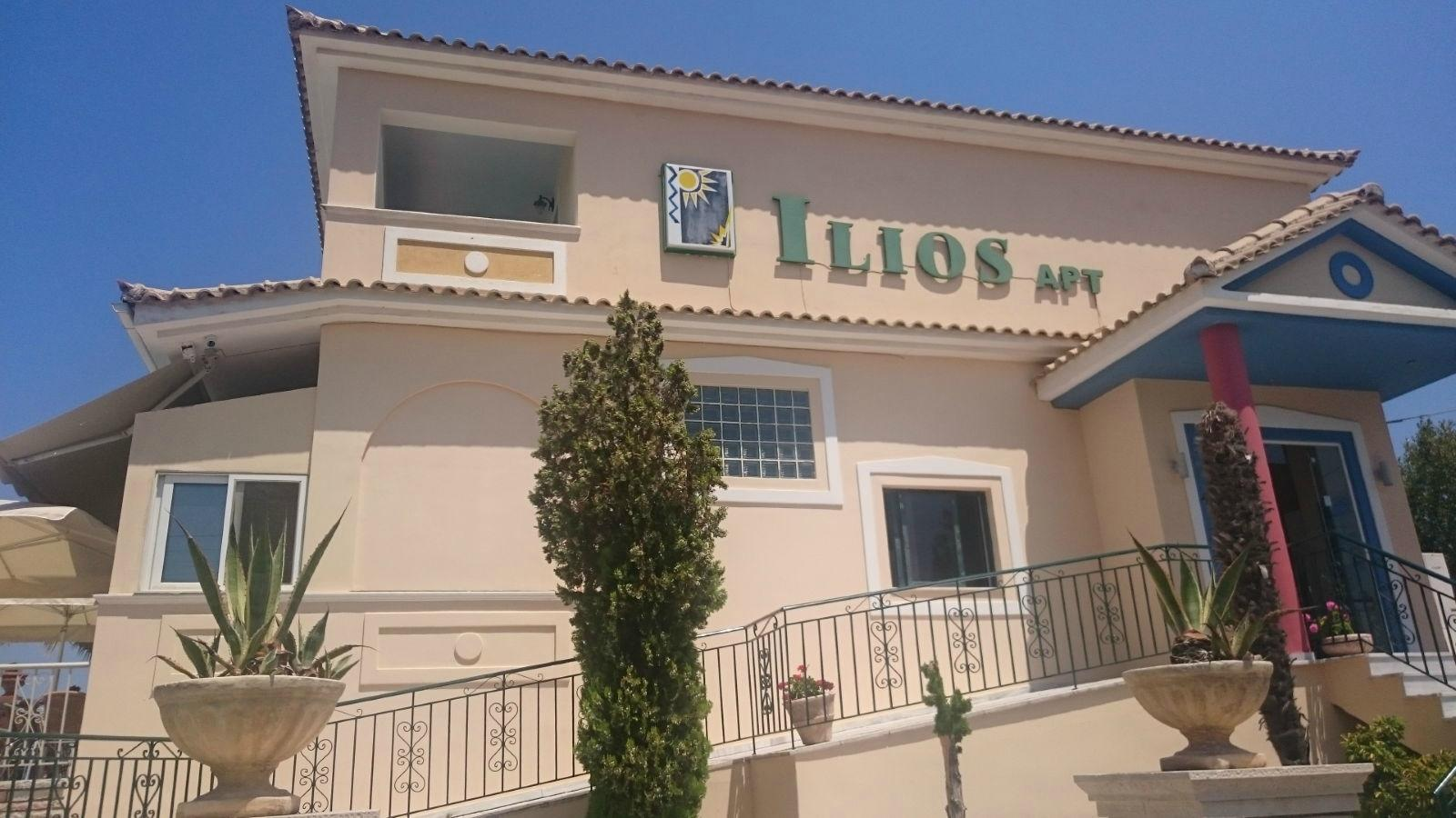 Ilios Hotel Apartments