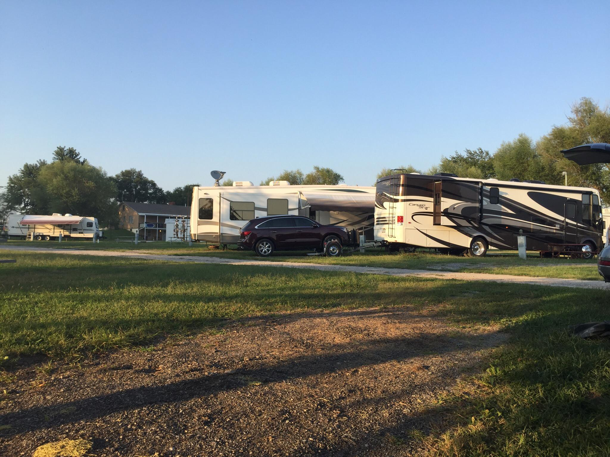 The Great Escape RV & Camp Resort