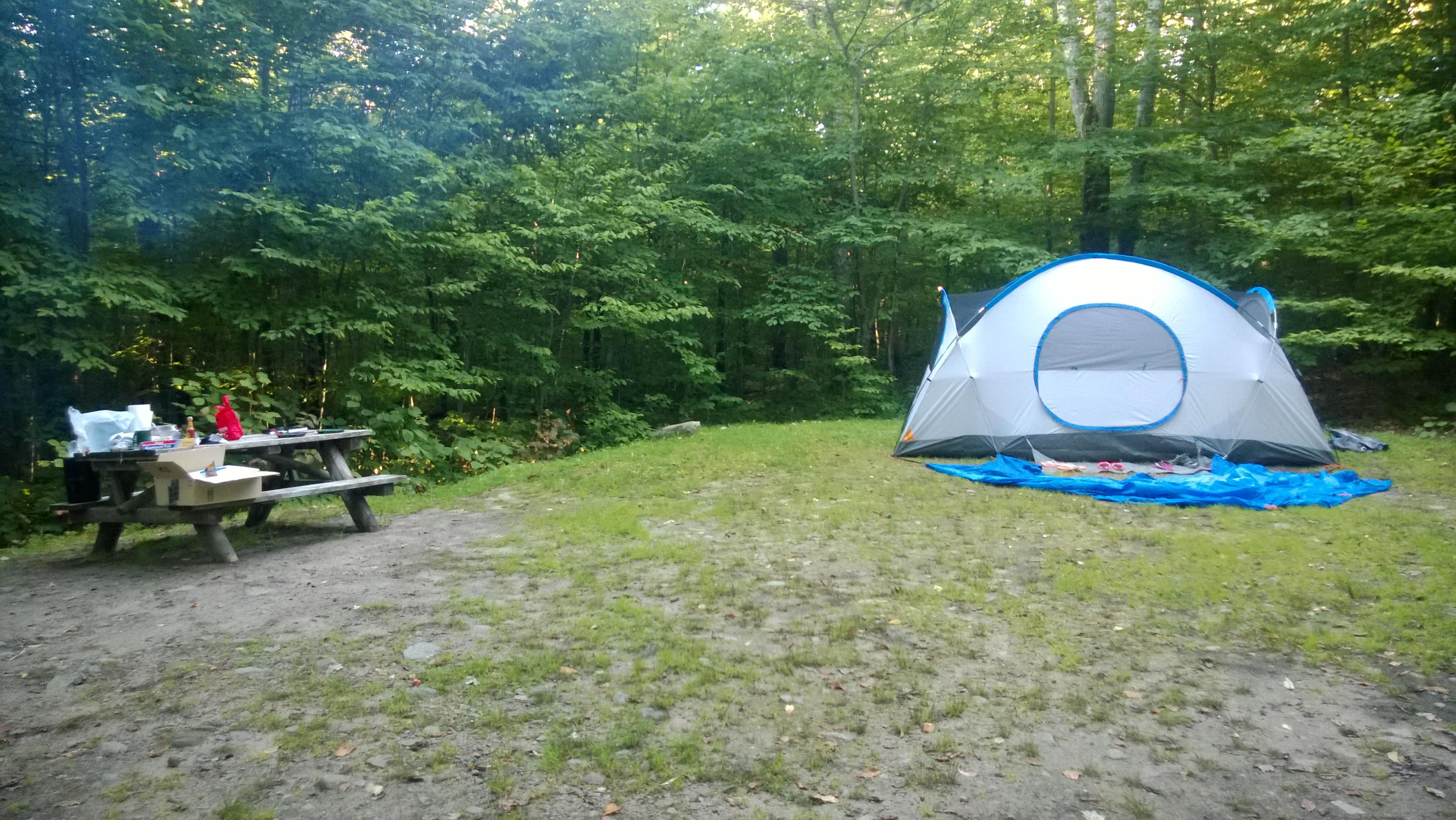 Mongaup Pond Campground