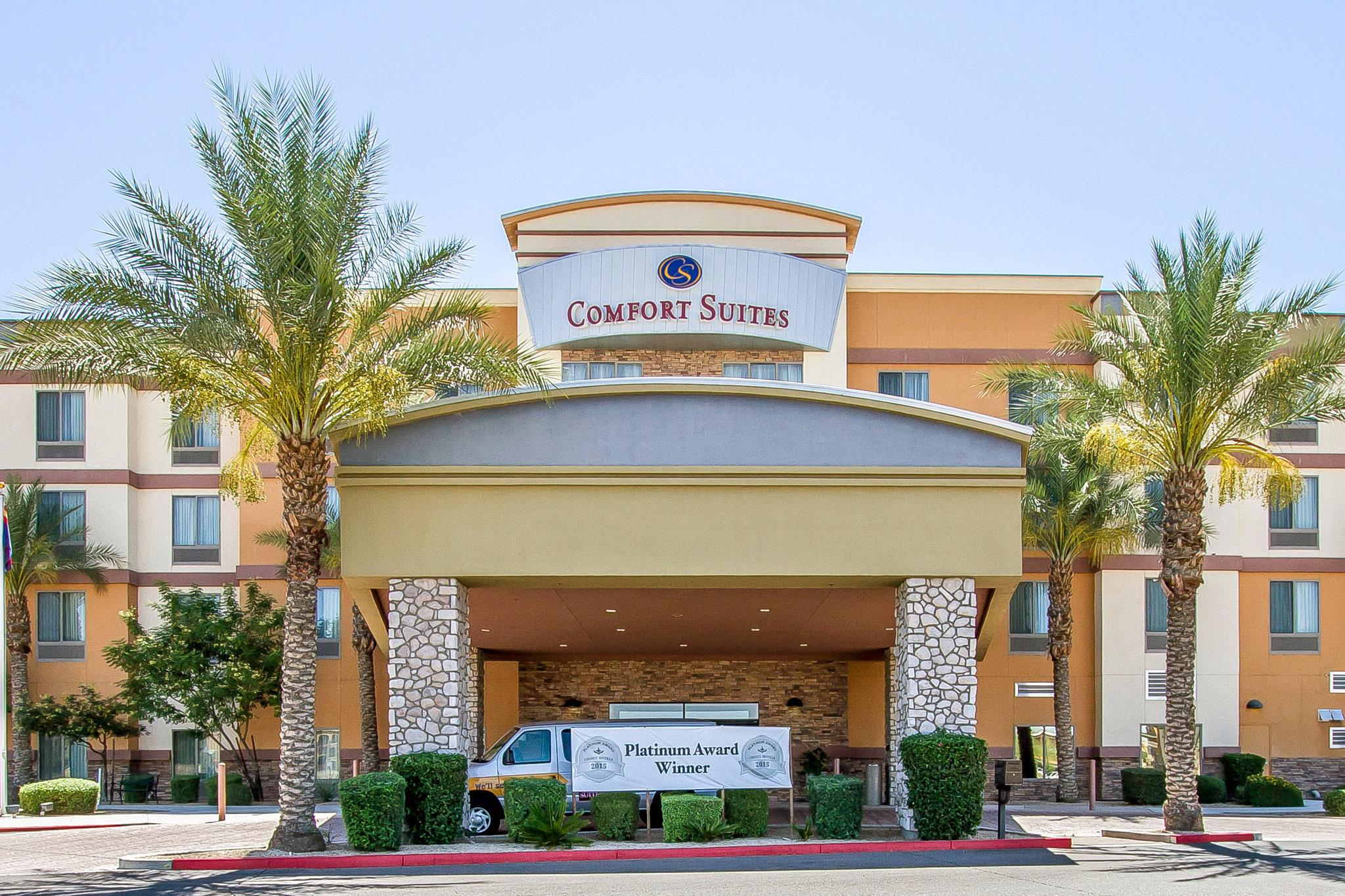 Comfort Suites Univ. of Phoenix Stadium Area