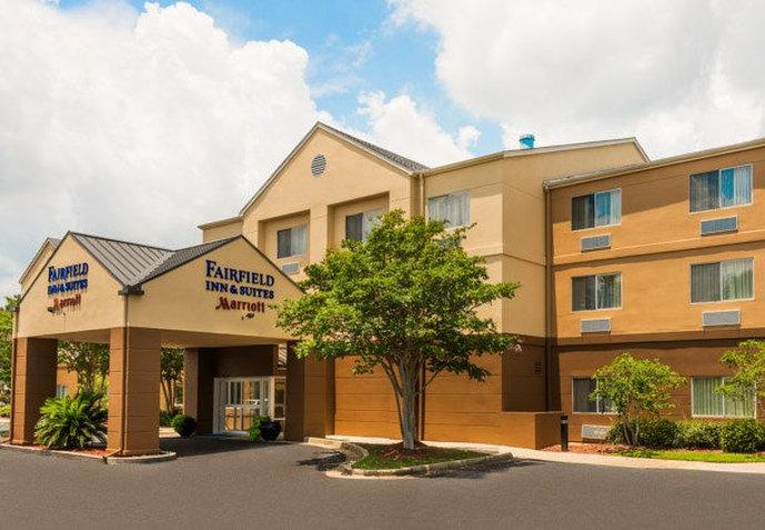 ‪Fairfield Inn & Suites Mobile‬