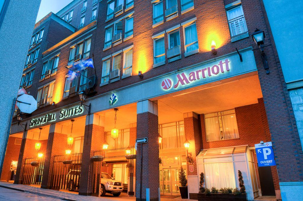 Marriott SpringHill Suites Old Montreal