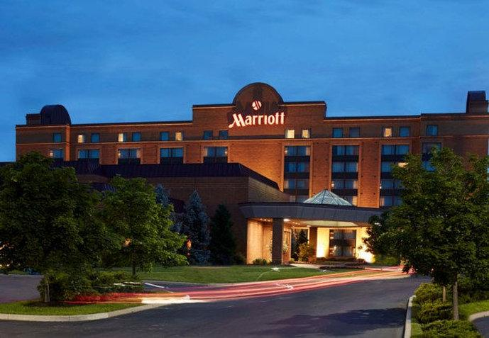 ‪Marriott Cleveland East‬